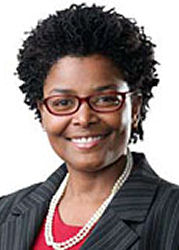 Delegate Mary L. Washington