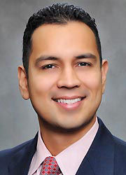 Delegate Will Campos